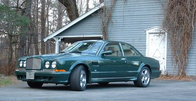"2002 Bentley Continental R ""Le Mans"" Edition for sale"